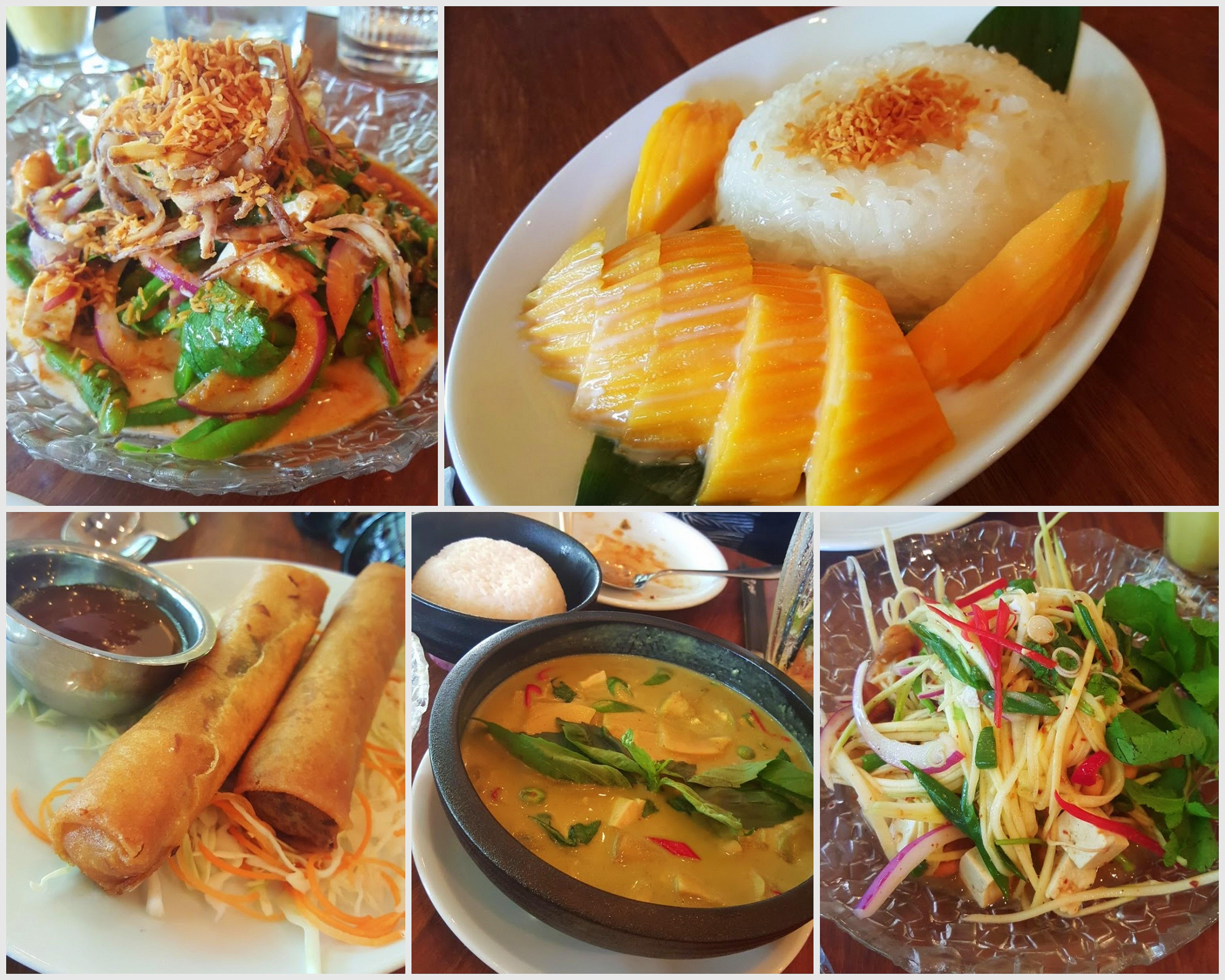 NAM מסעדה תאילנדית עם אופציות טבעוניות וצמחוניות